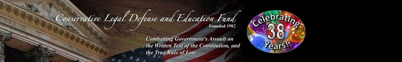 Conservative Legal Defense and Education Fund